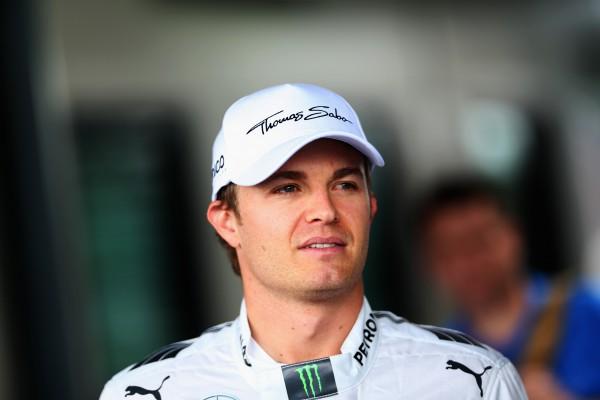 Нико Росберг побеждает на Гран-при Монако