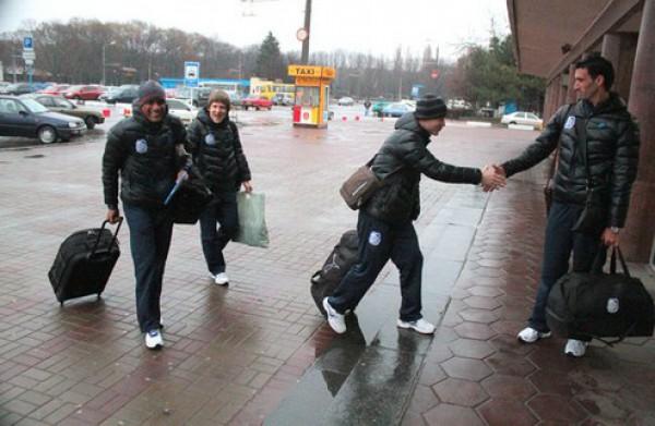 Черноморец проведет сборы в Турции
