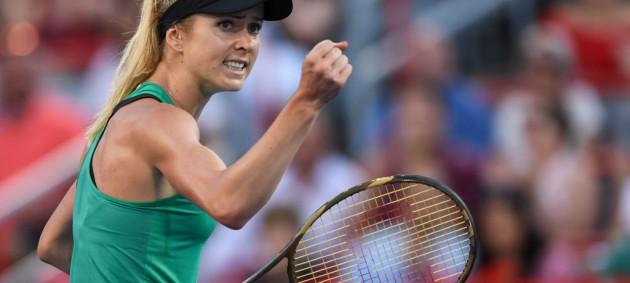 Свитолина в тяжелом матче обыграла Кузнецову