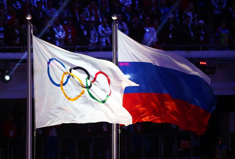отстранение сборной россии от олимпиады термобелье Glissade