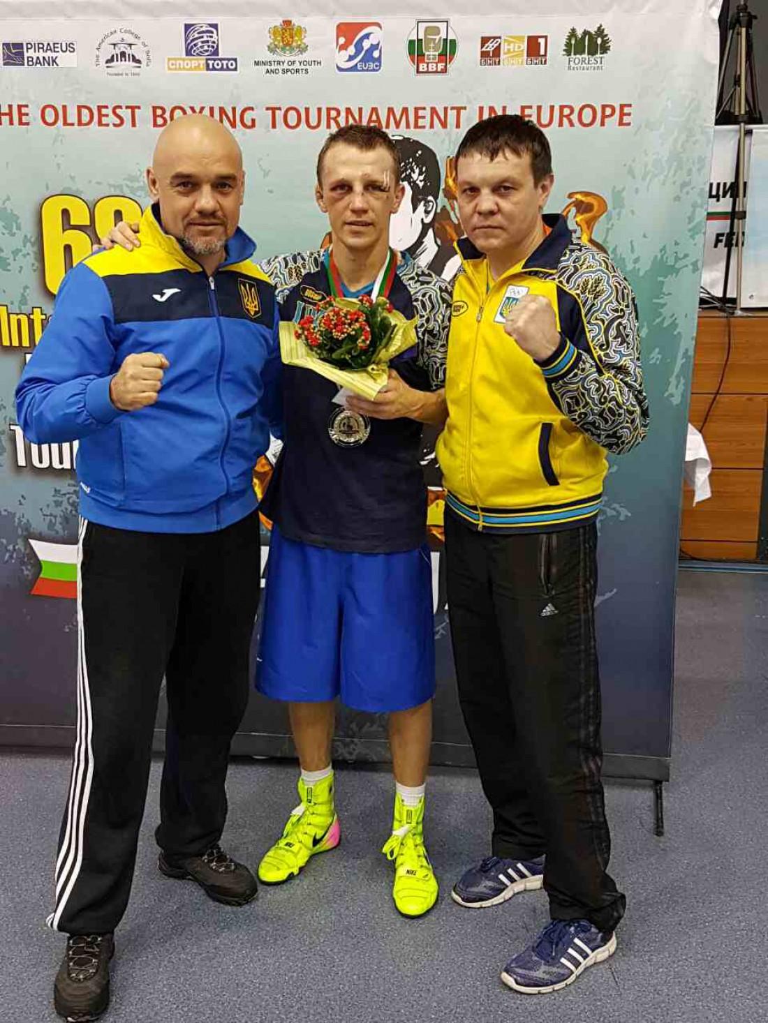 Буценко с тренерами сборной