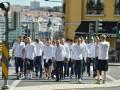 Португалия - Украина: стали известны стартовые составы команд