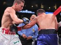 Америнского боксера ввели в кому после поражения жестоким нокаутом
