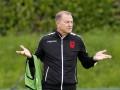 Тренер Албании: Я мог возглавить сборную Украины, но федерация назначила Шевченко
