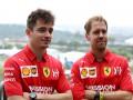 Полный провал Феррари: Леклер и Феттель устроили столкновение на Гран-при в Бразилии