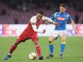 Наполи - Арсенал 0:1 видео гола и обзор матча Лиги Европы