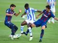 Реал Сосьедад сыграл вничью с Леванте