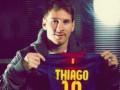 Новорожденного сына Месси записали в аргентинскую футбольную команду