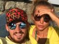 Жена экс-вратаря сборной Украины приняла участие в обнаженной фотосессии