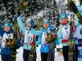 Украинские сборные определились с составами на гонки преследования