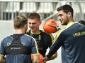 Украина сыграет против Северной Македонии в желтой форме