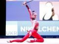 Художественная гимнастика: украинки завоевали четыре медали на этапе Кубка мира в Баку