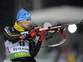 Грайс побеждает в спринте, Бьорндален выходит в лидеры в общем зачете