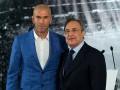 У Зидана назревает конфликт с руководством Реала из-за Лунина и Куртуа - СМИ