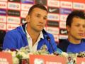Шевченко: Мы настраивались не на игру, а на битву