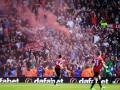 Фанаты Манчестер Юнайтед лидируют по количеству арестов в прошлом сезоне