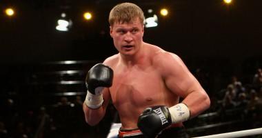Александр Поветкин: Русский Витязь будет драться за титул чемпиона WBC