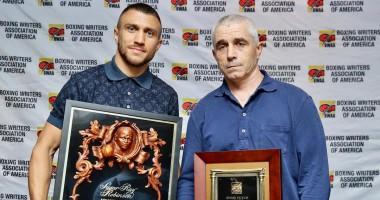 Ломаченко-старший стал обладателем специального пояса WBC