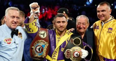 Ломаченко: Теперь я хочу драться с Майки Гарсией