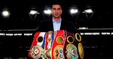 Владимиру Кличко исполнилось 43 года: самые яркие фото боксерской карьеры украинца