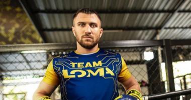 Огненные тренировки: Ломаченко продолжает готовиться к бою против Лопеса