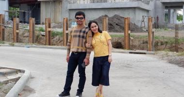 Муж и жена - одна сатана: Пакьяо показал, как боксирует его вторая половинка