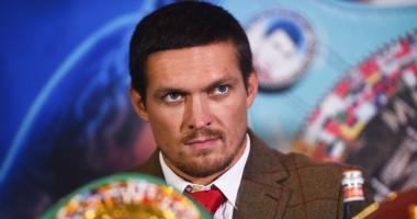 Усик назвал топ- 5 лучших боксеров современности