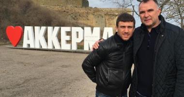 Ломаченко снялся в потрясающем видео о родном городе
