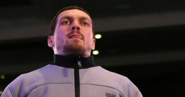 Усик: Я чемпион мира по боксу, но я не крутой