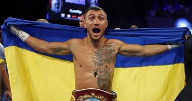 Ломаченко: Я хочу объединить титулы и стать абсолютным чемпионом мира