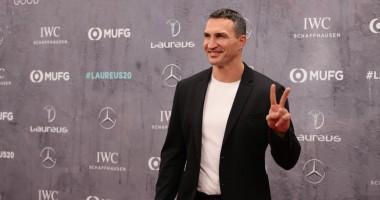 Кличко запустил мотивирующий челлендж в честь своего 44-летия