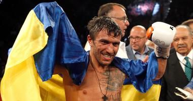 Ломаченко провел спарринг с чемпионом UFC