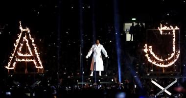 Кличко - Джошуа: выход британца на ринг