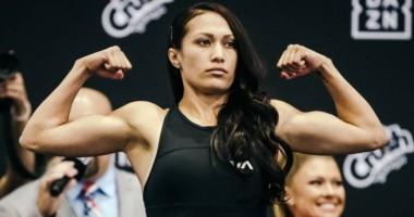 Навсегда в истории: Эстрада нанесла самый быстрый нокаут в женском боксе