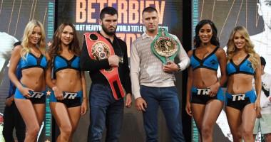 Гвоздик: Бетербиев был лучше и точка