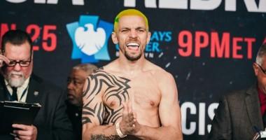 Украинский боксер убежал от полицейских, преследовавших его за нарушение карантина