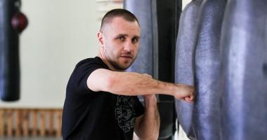 Бурсак: Я сделаю все, чтобы стать чемпионом
