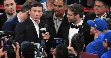 HBO представил промо-ролик к бою Головкин - Альварес