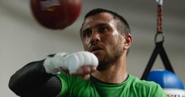 Ломаченко - о подготовке к бою с Кроллой: Больше работаем на набор мышечной массы