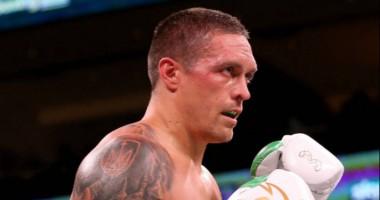Усик: Буду показывать дальше красивый бокс