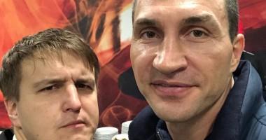 Красюк - о возвращении Кличко: Дыма без огня не бывает