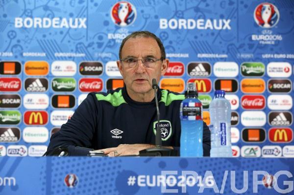 О'Нил намерен оказать серьезное сопротивление Бельгии
