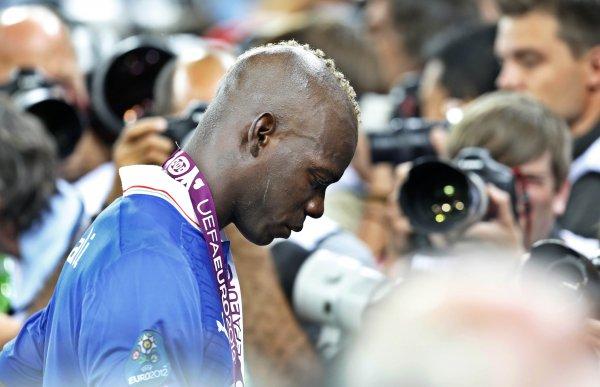 Самый эффектный форвард Евро-2012