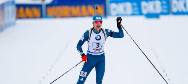 Пидгрушная завоевала серебро чемпионата Европы в суперспринте