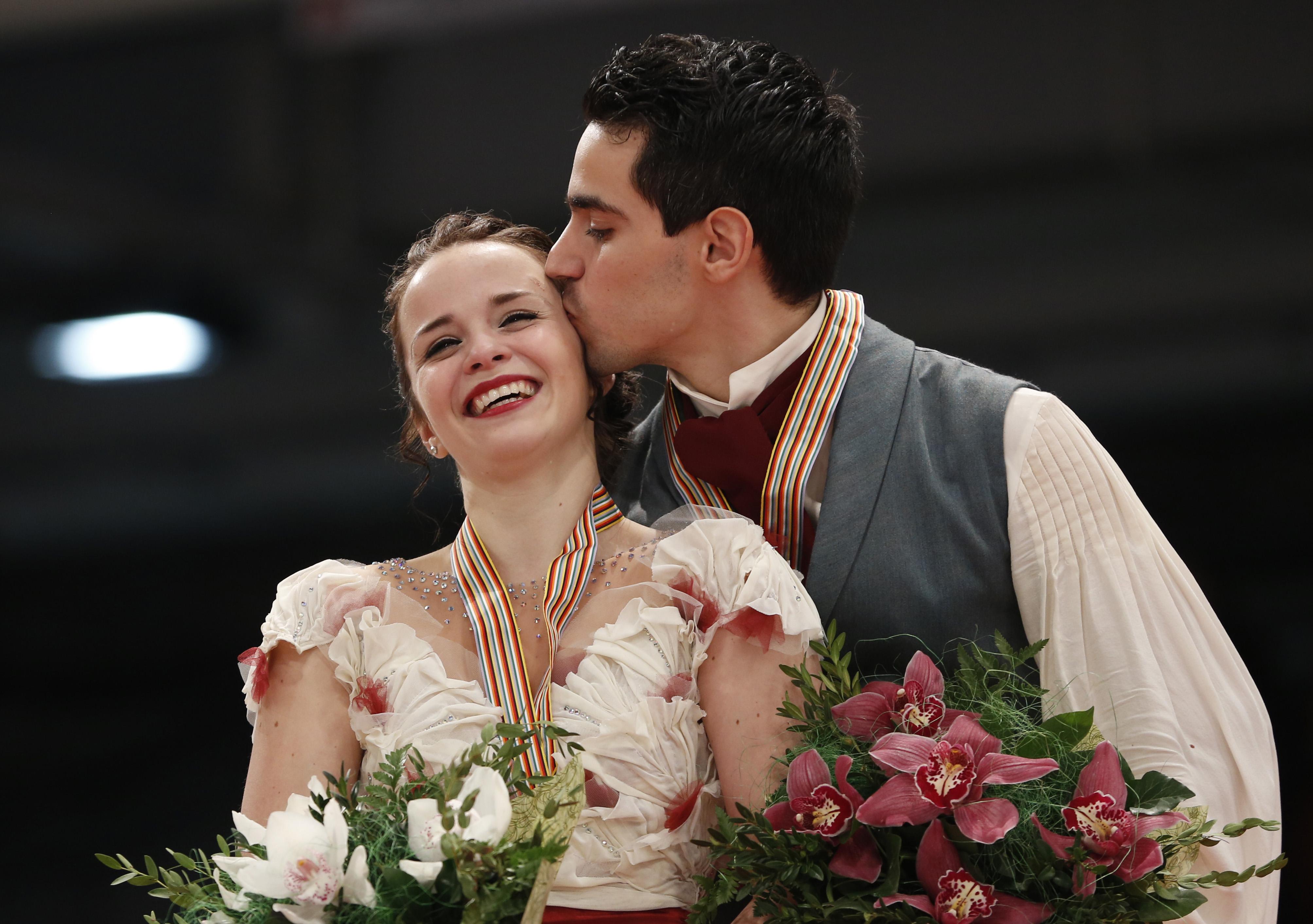 Анна Капеллини и Лука Ланотте стали чемпионами Европы
