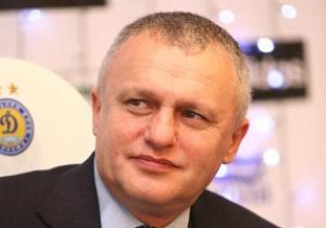 Суркис: Милевскому уже делают операцию