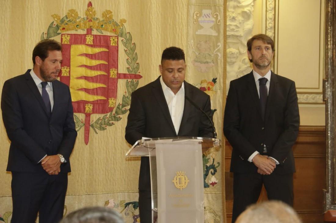 Роналдо купил Вальядолид