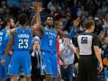 НБА: Финикс в овертайме проиграл Бостону, Оклахома победила в седьмом матче подряд