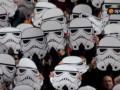 Фанаты ЦСКА забабахали перфоманс в стиле Звездных войн