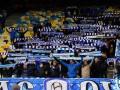 Почти сотня украинских болельщиков провели ночь в итальянской тюрьме
